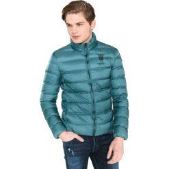 Niebieskie kurtki męskie Blauer Kolekcja zima 2020 Sklep